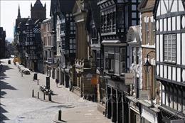 Kinh tế Anh suy giảm kỷ lục do dịch COVID-19