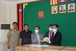 ICRC đánh giá cao sự hỗ trợ của Việt Nam giúp Campuchia phòng chống dịch COVID-19