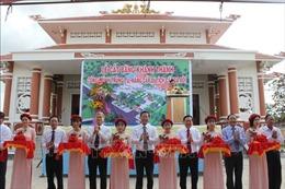 Khánh thành, trùng tu di tích Cây Da đôi và phục dựng nhà làm việc của đồng chí Nguyễn Thị Định