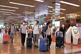 Singapore cho phép hành khách quá cảnh sân bay Changi từ ngày 2/6