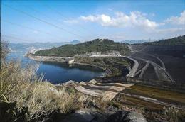 Hồ thủy điện Hoà Bình thiếu nước nghiêm trọng
