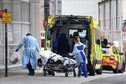 Số ca tử vong do COVID-19 tại Anh cao nhất châu Âu
