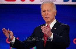 Bầu cử Mỹ 2020: Ứng cử viên Joe Biden đẩy mạnh vận động nhóm cử tri da màu