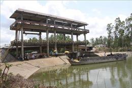 Giảm thiệt hại nhờ ứng phó tốt với hạn mặn trong mùa khô 2019-2020