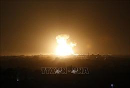 Syria đánh chặn cuộc tấn công tên lửa từ Israel