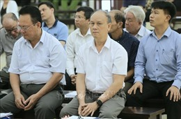 Nói lời sau cùng, hai nguyên lãnh đạo TP Đà Nẵng mong được toà tuyên vô tội