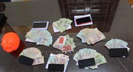 Phát hiện PGĐ Trung tâm Dịch vụ đấu giá tài sản tỉnh Thái Bình đánh bạc