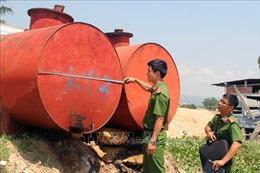 Kiến nghị cần sớm di dời các bồn chứa dầu đặt gần trường mầm non, khu dân cư tại Phú Yên