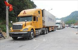 Nhiều cửa khẩu phụ ở Lạng Sơn vẫn chưa thể mở cửa
