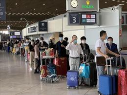 Đưa trên 280 công dân Việt Nam từ Pháp và châu Âu về nước