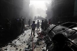 Vụ rơi máy bay chở khách ở Pakistan là do lỗi của con người