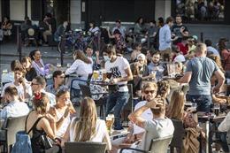 Người dân Pháp xuống đường ăn mừng Ngày hội Âm nhạc
