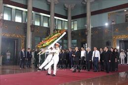 Lễ viếng đồng chí Trần Quốc Hương - người chiến sĩ Cộng sản trung kiên