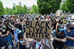 Hungary: Tuần hành chống phân biệt chủng tộc tại Mỹ