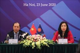 Thúc đẩy xây dựng Cộng đồng ASEAN vững mạnh