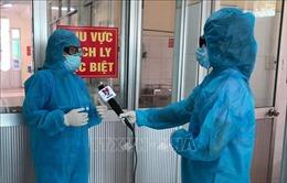 Những nữ phóng viên tác nghiệp giữa dịch COVID-19