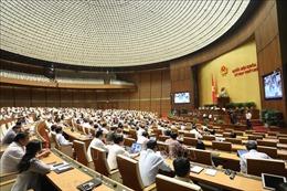 Thông cáo báo chí Phiên khai mạc Kỳ họp thứ nhất, Quốc hội khóa XV