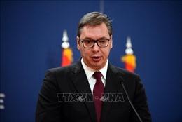 Tổng thống Serbia sẵn sàng thảo luận về vấn đề Kosovo