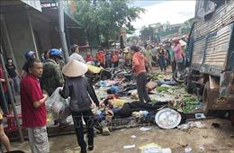 Khẩn trương điều tra nguyên nhân vụ tai nạn liên hoàn làm 10 người thương vong