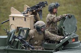 Mỹ sẽ tham vấn ý kiến của NATO về kế hoạch giảm binh sĩ đồn trú tại Đức