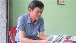 Người cựu chiến binh bán đất để làm thiện nguyện