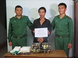 Liên tiếp triệt phá hai vụ vận chuyển chất ma túy ở Kon Tum