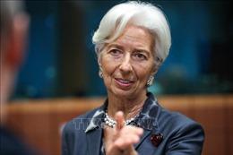 Chủ tịch ECB bảo vệ các biện pháp ứng phó với khủng hoảng do dịch COVID-19