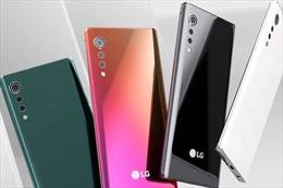 LG giới thiệu mẫu điện thoại thông minh mới Velvet ở châu Âu