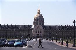 Dịch COVID-19:Pháp hủy duyệt binh trong Ngày Quốc khánh