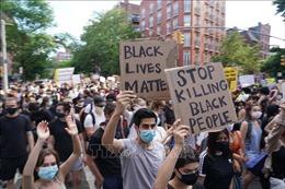 Cao ủy nhân quyền LHQ: Biểu tình ở Mỹ phơi bày những bất bình đẳng cố hữu