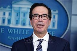 Bộ trưởng Tài chính Steven Mnuchin khẳng định kinh tế Mỹ bắt đầu phục hồi