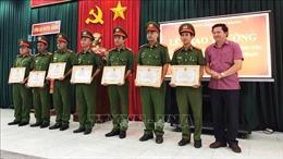 Khen thưởng tập thể và cá nhân điều tra vụ phá rừng Kbang