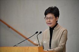 Chính quyền Hong Kong (Trung Quốc) cam kết hợp tác đầy đủ về luật an ninh quốc gia