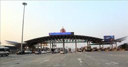 Cao tốc Pháp Vân -Ninh Bình: Làn thu phí tự động thông thoáng, tỷ lệ đi nhầm giảm