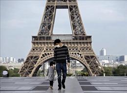 Pháp mở cửa trở lại Tháp Eiffel