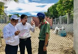 Ngăn chặn tình trạng xây dựng, san lấp trái phép liên tiếp tại Bà Rịa- Vũng Tàu