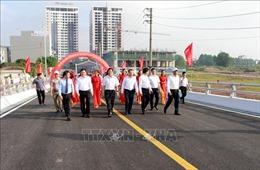 Bắc Giang khánh thành công trình trọng điểm kinh tế - xã hội