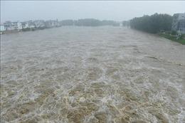 Trung Quốc điều chỉnh mức độ ứng phó khẩn cấp lũ lụt