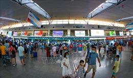 Từ 0 giờ ngày 28/7, dừng toàn bộ các chuyến bay nội địa đi, đến Đà Nẵng