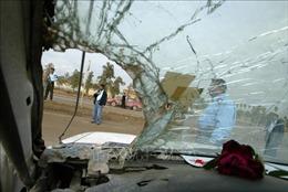 Tấn công bằng rocket nhằm vào một căn cứ quân sự gần thủ đô Baghdad