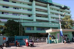 Các bệnh viện và tuyến đường bị phong tỏa tại Đà Nẵng