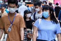 Hong Kong (Trung Quốc) thêm 133 ca mắc COVID-19, có 126 ca trong cộng đồng