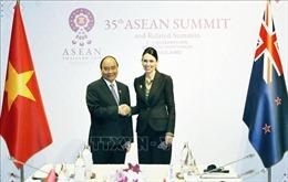 Đưa quan hệ Việt Nam - New Zealand lên tầm cao mới