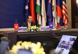 Hội nghị trực tuyến Quan chức cao cấp các nước tham gia EAS