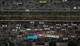 Hà Nội tập trung xử lý các điểm đen ùn tắc và tai nạn giao thông