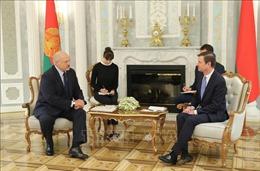 Belarus cử đại sứ tại Mỹ sau 12 năm bỏ trống vị trí này
