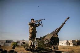 Đức, Pháp, Italy 'dọa' trừng phạt các nước can thiệp vào Libya