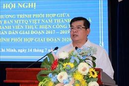 TP Hồ Chí Minh nâng cao hiệu quả công tác đối ngoại nhân dân