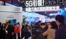 Khu vực châu Á - Thái Bình Dương dẫn đầu về chuyển đổi sang mạng 5G