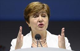 IMF: Các nước cần duy trì gói kích thích kinh tế